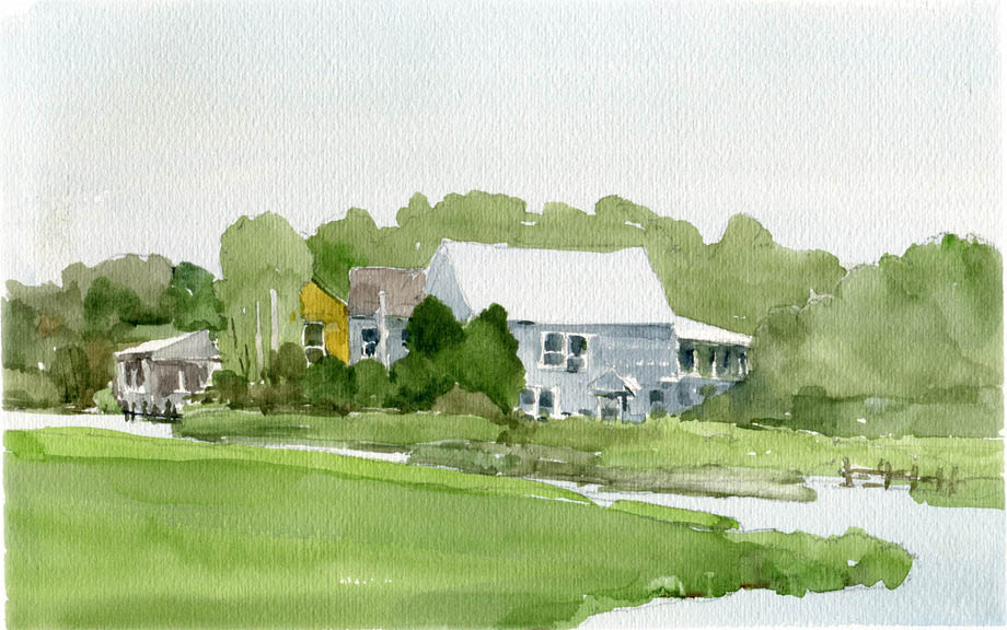 Watercolors | Joe Mullins Design